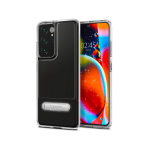 Case Spigen Slim Armor Transparente Samsung S21 Ultra