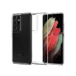 Case Spigen Crystal Flex Clear Samsung S21 Ultra