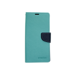 Case Goospery Fancy Diary Menta /Azul Marino Samsung S8