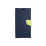 Case Goospery Fancy Diary Azul Marino/Verde Samsung S8
