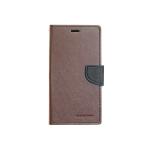 Case Goospery Fancy Diary Café/Negro Samsung S8
