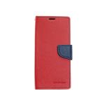 Case Goospery Fancy Diary Rojo/ Azul Marino - Samsung S8 Plus