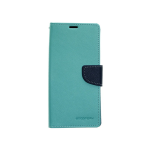 Case Goospery Fancy Diary Menta / Azul Marino Samsung S8 Plus