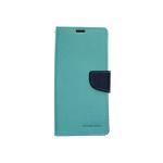 Case Goospery Fancy Diary Menta /Azul Marino Samsung S9