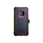 Case Otterbox Defender Samsung S9 Negro | Fucsia