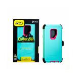 Case Otterbox Defender Samsung S9 Menta | Fucsia