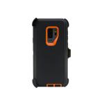 Case Otterbox Defender - Samsung S9 Negro | Naranja