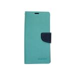 Case Goospery Fancy Diary Menta/Azul Marino Samsung S9 Plus