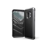 Case X-Doria Defense Lux Carbon Samsung S9 Plus Negro