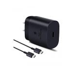 Samsung Cargador Tipo C + Cable 25 W Empaque Retail
