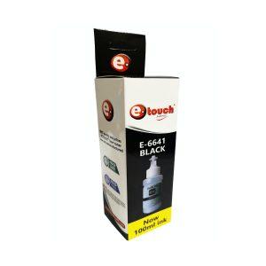 Tinta Universal para Epson serie L y 664 100ml eTouch Negro