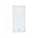 Estuche El Rey Hard Case Reforzado Transparente  Xiaomi Note 9