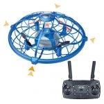 Dron UFO Small Elf con control remoto Azul