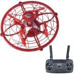 Dron UFO Small Elf con control remoto Rojo
