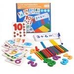 Amo las matemáticas Juego para Niños