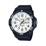 Casio Reloj Analogo para Hombre de Cuarzo Negro MRW-210H-7AVDF
