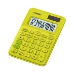 Casio Calculadora Mini de Escritorio MS-7UC-YG Verde Lima