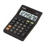 Casio Calculadora Mini de Escritorio MS-8B