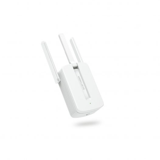 Mercusys Extensor de Cobertura Wi-Fi 300Mbps