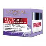 Loreal Crema de Día Anti-Arrugas Ácido Hialurónico 50ml