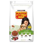 Master Dog Concentrado para perro Sabor Carne Adultos Pequeños 9kg