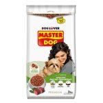 Master Dog Concentrado para perro Sabor Carne Adultos Pequeños 3kg