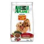 Master Dog Concentrado para perro Sabor Carne Adultos 9kg