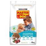 Master Dog Concentrado para perro Sabor carne y leche Cachorro 15kg