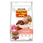 Master Dog Concentrado para perro Sabor carne Cachorro razas Pequeñas 8kg