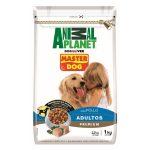 Master Dog Trocitos jugosos en salsa sabor carne Perro Adulto 100g