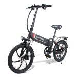 Bicicleta Eléctrica Samebike Urbana 350W