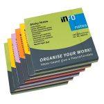 Notas Adhesivas 3×3″ Paquete 6 Unidades Colores Spring