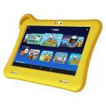 "Alcatel TKEE Mini Tablet para Niños de 7"" 1GB RAM + 16GB ROM Amarillo 4G"