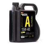 Bizol Aceite de motor Liviano Allround 15W-40 Mineral 4LT