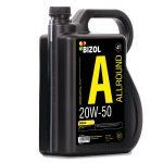 Bizol Aceite de motor Liviano Allround 20W-50 Mineral 5LT
