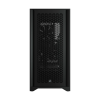 Corsair Case ATX SemiTorre 4000D AirFlow Vidrio Templado Negro
