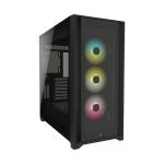 Corsair Case Inteligente ATX SemiTorre 5000X  Vidrio Templado Negro