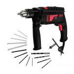 Skil Taladro percutor 570W + Kit de 14 Brocas
