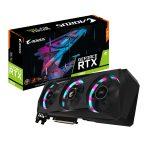 Tarjeta de Video Aorus Elite GeForce RTX 3060 Elite 12GB GDDR6 (rev. 1.0)