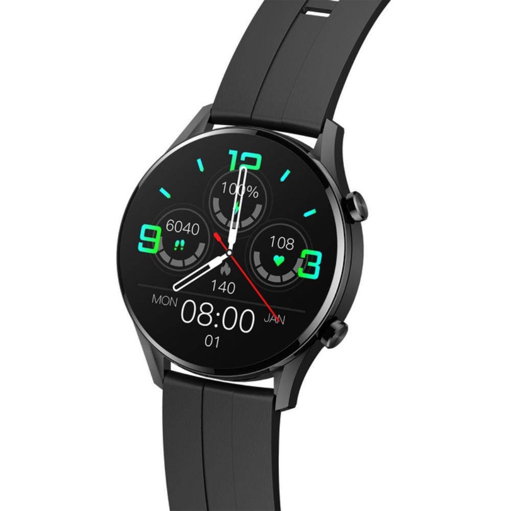 Xiaomi Imilab W12 Reloj Inteligente Negro - Kemik Guatemala