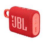 JBL Go 3 Roja Bocina Bluetooth Resistente al Agua