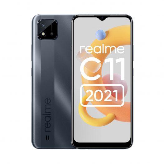 Realme C11 (2021) 2GB RAM + 32GB ROM Gris DualSIM Liberado