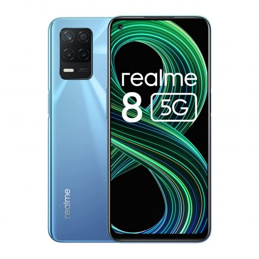 Realme 8 5G 8GB RAM + 128GB ROM Azul DualSIM Liberado