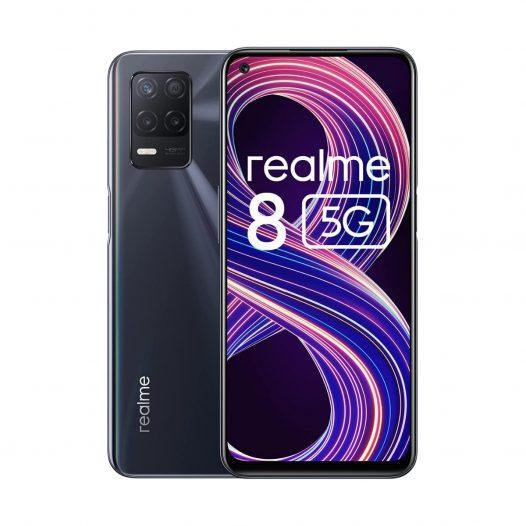 Realme 8 5G 8GB RAM + 128GB ROM Negro DualSIM Liberado
