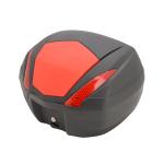 TomCat Cajuela Negra/Rojo Capacidad 34 Litros