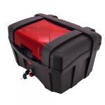 TomCat Cajuela Negra/Rojo Capacidad 40 Litros