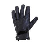BlackBike Guantes De Cuero Speed Negro Talla XL