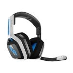 Astro Audífonos Inalambricos Gaming A20 para PlayStation Blanco/Azul/Negro