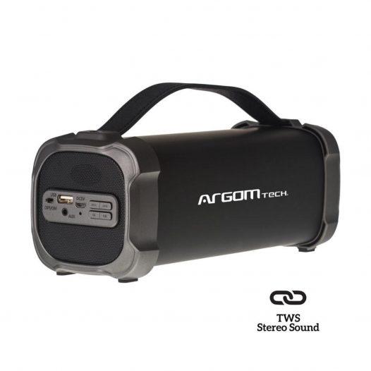 Argom Bocina Bluetooth Slambox Metro Beats True Wireless 9W