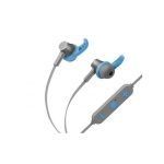 Steren Audífonos Bluetooth Sport 7005 con Imán Azul/Gris